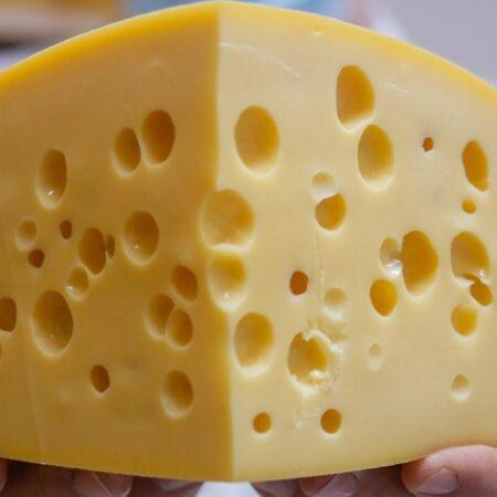 Elaboración de quesos madurados con ojos