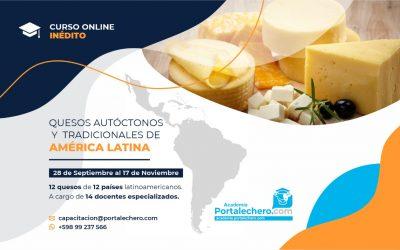 Quesos Autóctonos y Tradicionales de América Latina